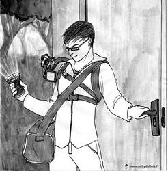 Jehan - chasseur de fantomes - 02 by LaSentinelle