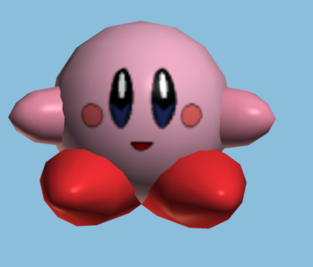 How to make 3D Kirby by lorienelf