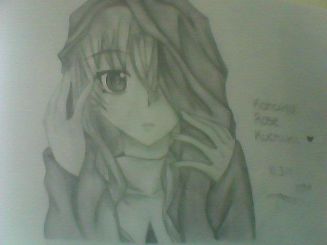 Anime girl hoodie by lanikiryu666