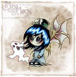 GhostyGirl by Meggyb
