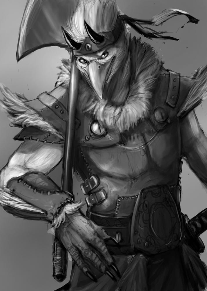 Kenku Warlord