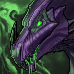 Acid Dragon Icon