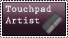 Touchpad artist by coolbooksie