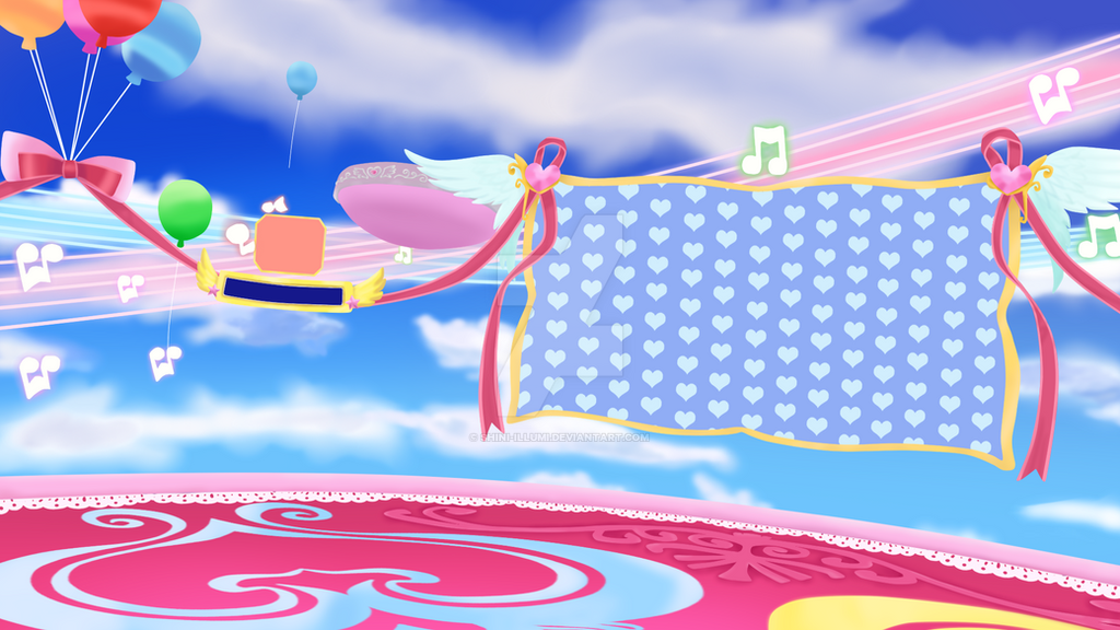stage flood mmd cute - photo #41