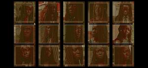 GENECOMMISSIONS PSD #01 : Michonne