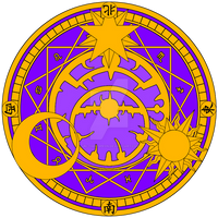 Cardcaptor Sakura OC Magic Circle