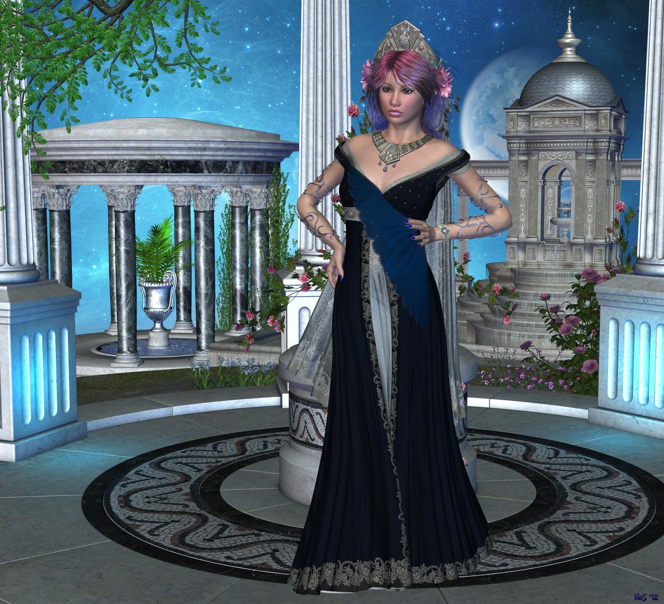 Queen Hera by Hera-of-Stockholm