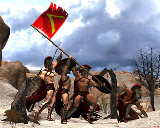 Iwo Sparta by Hera-of-Stockholm