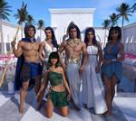 Poseidon's family