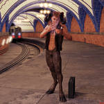 The Satyr Who Missed The Train