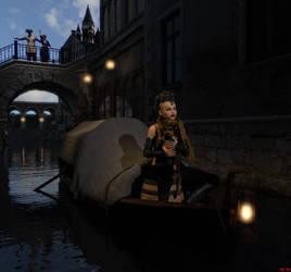 The Mystery Journey V by Hera-of-Stockholm