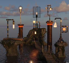 We are lamps by Hera-of-Stockholm