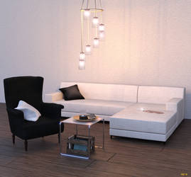 The Curse of the White Sofa by Hera-of-Stockholm