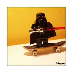 Vader Is a Punk