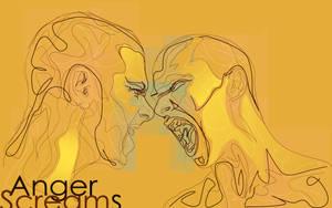 Anger Screams 1280x800