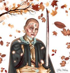 Becoming a Warrior by johauna-darkrider