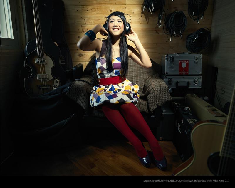 sherina for mango by wwwdotcom