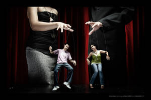 the puppeteers by wwwdotcom