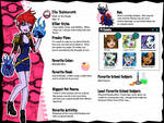 Zila Tsalmaveth Monster High Bio