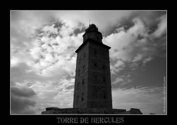 Torre de Hercules by Akhram