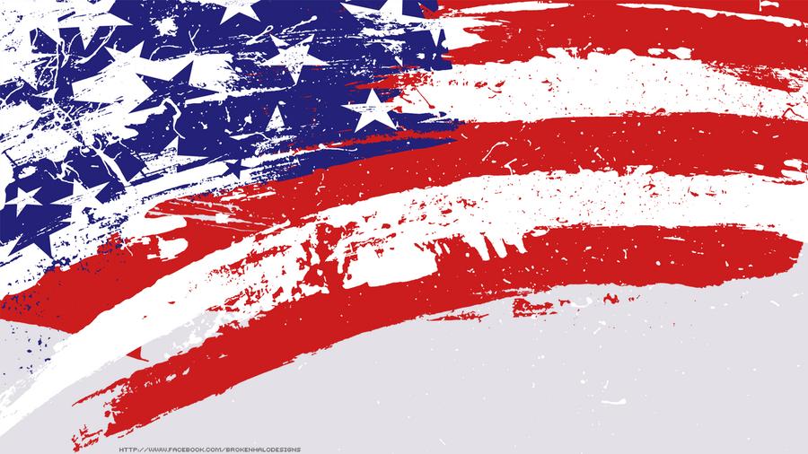American flag wallpaper by colonoscarpeay on deviantart american flag wallpaper by colonoscarpeay voltagebd Gallery