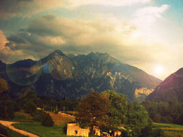 Mountains. by alleena8