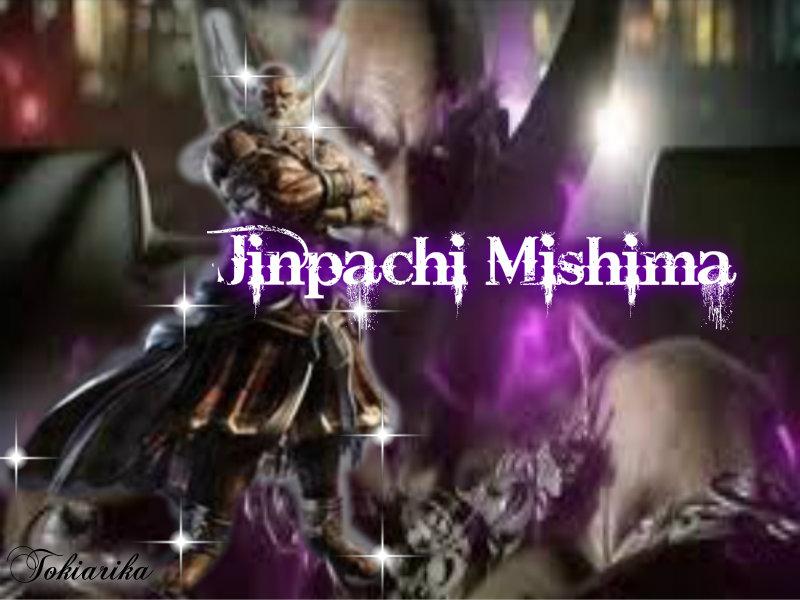 Jinpachi Mishima by Tokiarika