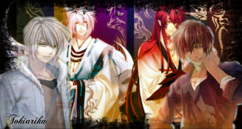 Hiiro no Kakera Yuuichi and Takuma 2 by TokiarikaYuuichi Hiiro No Kakera