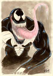 Venom by WilliamGioachino