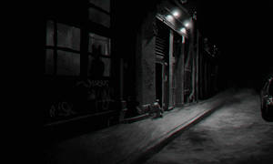 Lonely streets