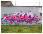 Prison Graffiti Jam 2012 by TheSaulOne