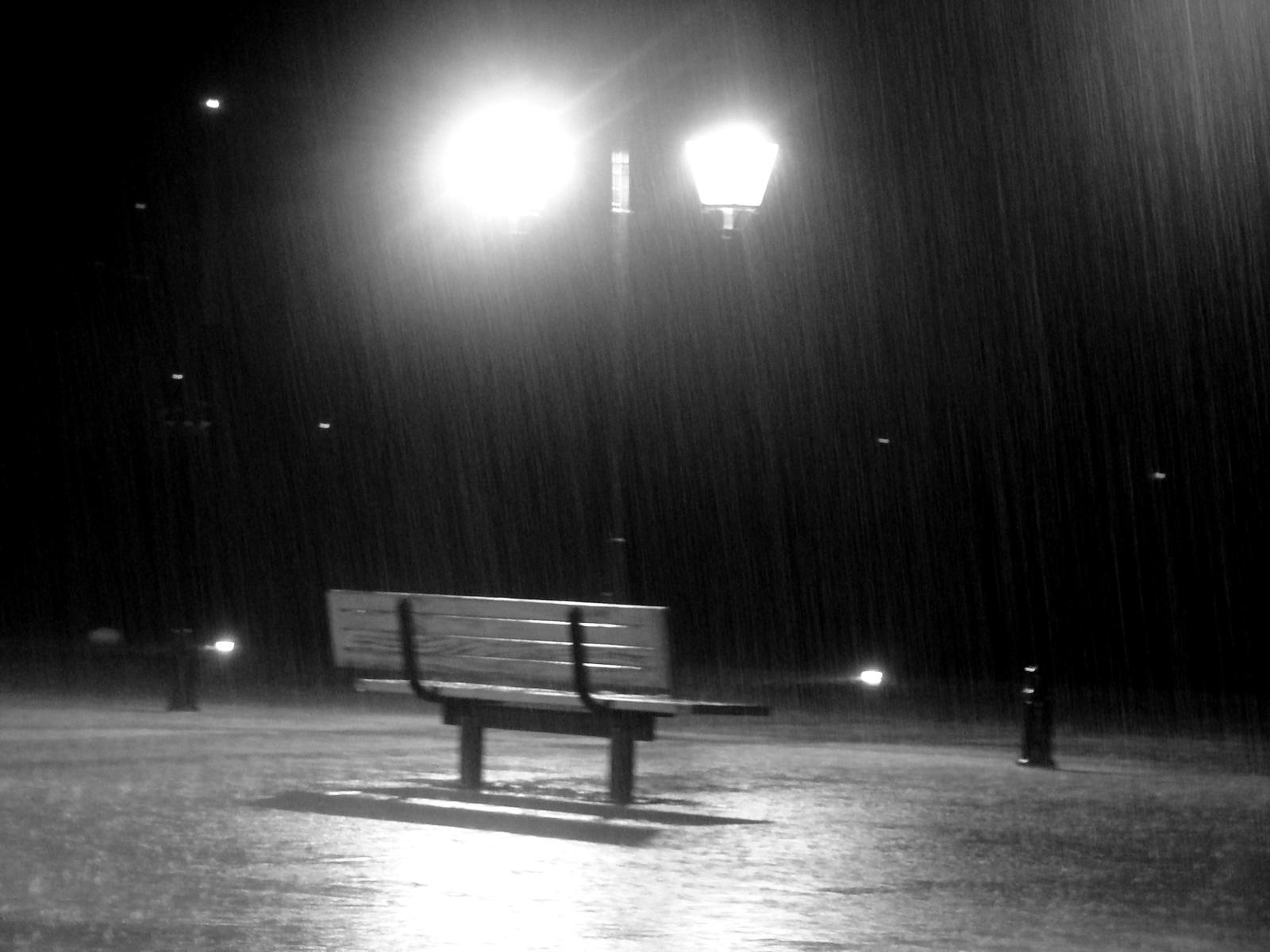 Pouring rain by AmmarkoV1