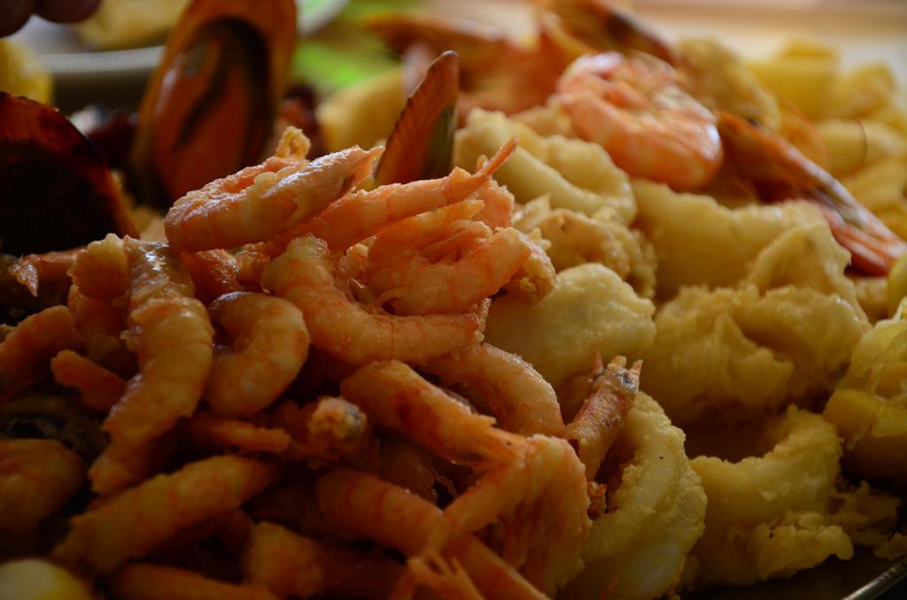 Seafood by AmmarkoV1