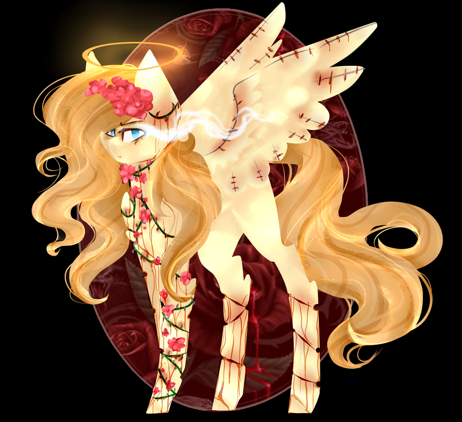 Little Angel (Gore) by Starflare244