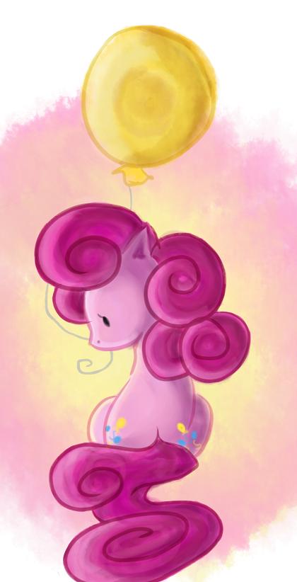 Pinkie pie by Scarfhider