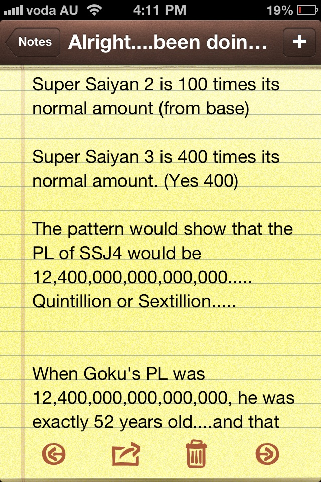 Goku over Superman math by mikkkiwarrior3 on DeviantArt