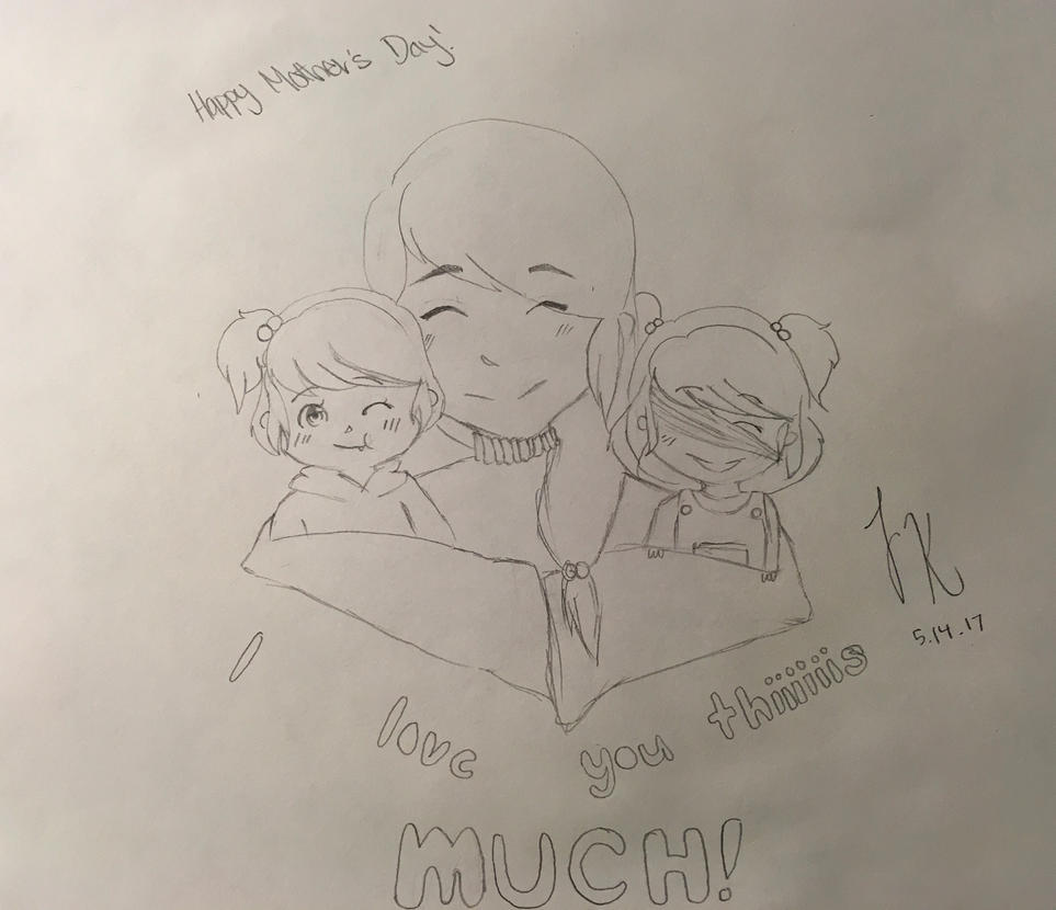 Happy Mother's Day!! - RandomDoodle by BlueJay31704