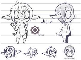 Jiji Character thing