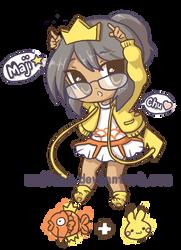 Maji+Chu by Majichu