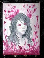 Pink by meezarte