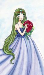 Narae. Rina-Li's OC by suiren-chan