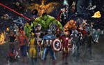 Marvel Team