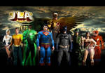 JLA Movie Wallpaper