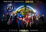 Avengers Movie Wallpaper 4.0