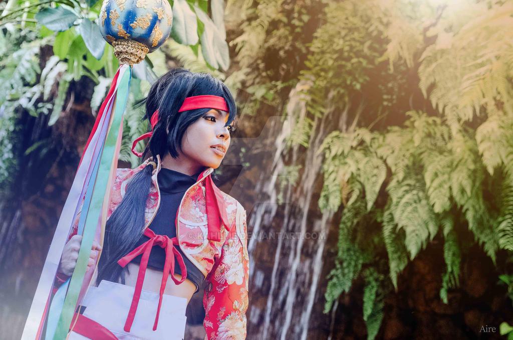 Shiro Yoshiwara Festival ver. by kahllie