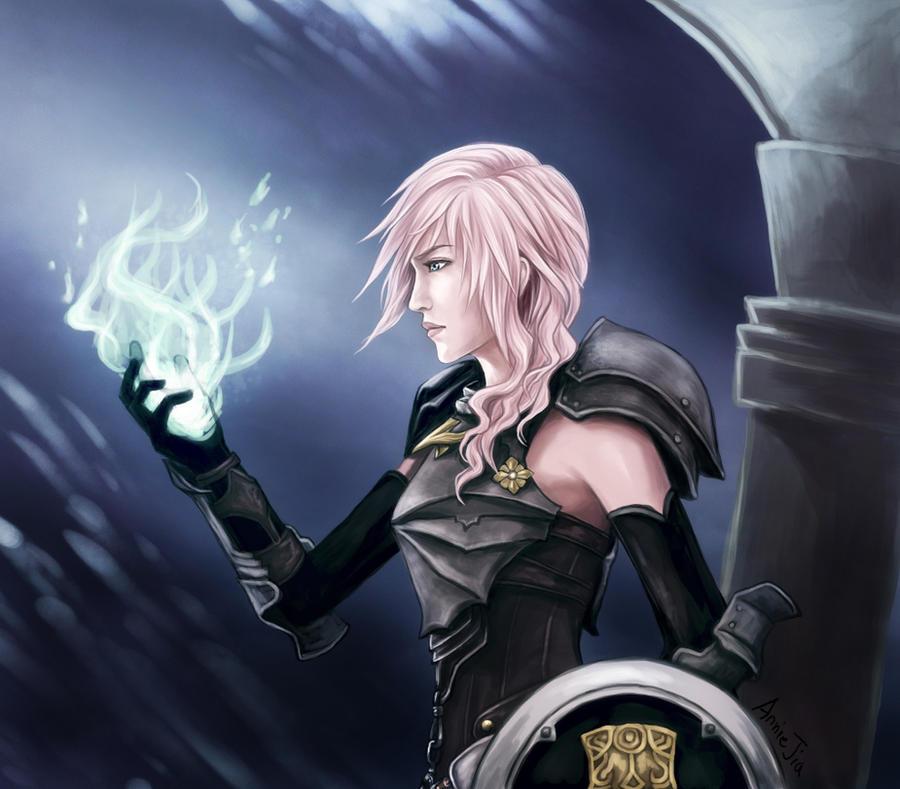 Lightning by AngelofDeathz