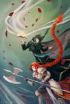 FE: Titania and Soren