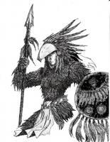 Caballero Aguila by Cesar-fps
