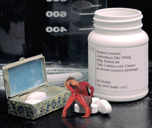 Always keep the antidote handy