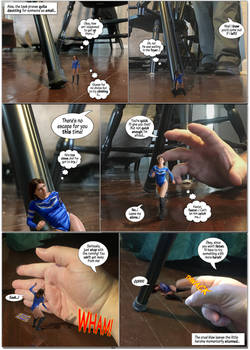 Bluebird in the Hand - Page 12